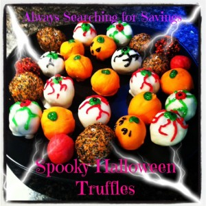 ... spooky cookie truffles recipes dishmaps spooky black cat oreo cookie