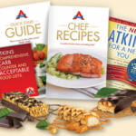 3 FREE Atkins Bars, Carb Counter Book & More!