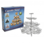 4-tier Curly Wire Metal Cupcake Stand 59% off!
