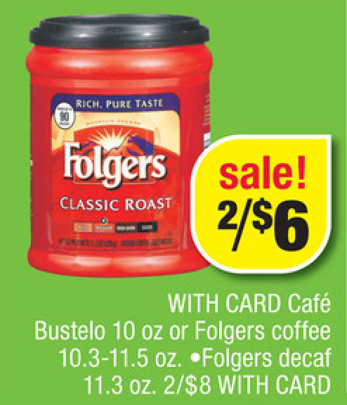 coffee coupon deal