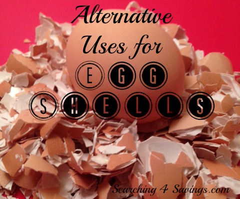 Alternative Uses for Eggshells