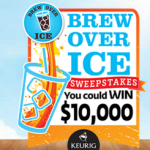 Brew Over Ice Instant Win Game!
