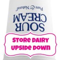 Extend the life of dairy