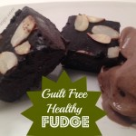 Guilt Free, Healthy Fudge Recipe!