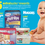 Possible Huggies Diapers as low as $.33 cents at CVS!?