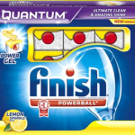 Free Sample of Finish Quantum Lemon Sparkle!