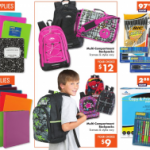 Big Lots Back to School Unadvertised Deals!