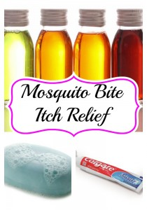 Mosquito Bite Itch Relief Tips
