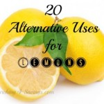 20 Alternative Uses for Lemons