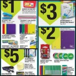 OfficeMax Back to School Deals 7/28!