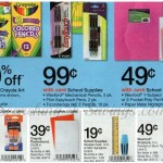 Walgreens Back to School Deals Starting 7/28!