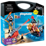 Playmobil Pirates Carrying Case Playset