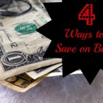 4 Ways to Save on Bills