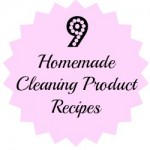 Homemade Cleaning Products!