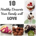 10 Healthy Desserts and Treats