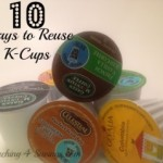10 Ways to Reuse K-Cups!