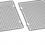 10-by-16-Inch Nonstick Cooling Rack, Set of 2