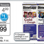 3 Free Children's Dimetapps at Walgreens!