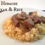 Hibachi Steak and Rice Recipe