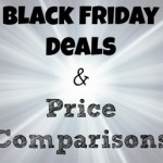 Black Friday Deals WITH Price Comparison!
