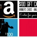 $100 Gift Card Giveaway!